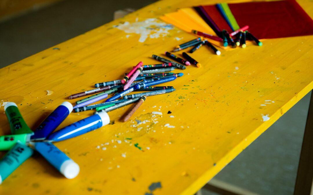 Spielgruppen, Kindergärten, Institutionen Vorschulbereich